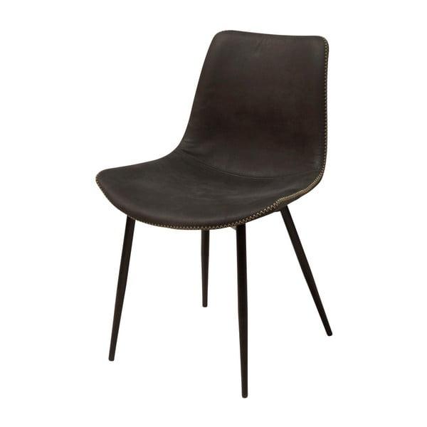 Černá jídelní židle Interstil Huntington