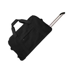Cestovní zavazadlo na kolečkách Sac Black, 48 cm