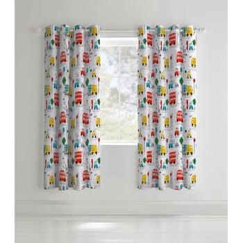 Set 2 draperii pentru camera copiilor Catherine Lanfsield Cars imagine