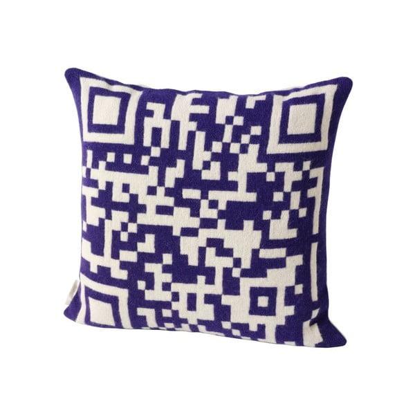 Polštář 50x50 cm, fialový