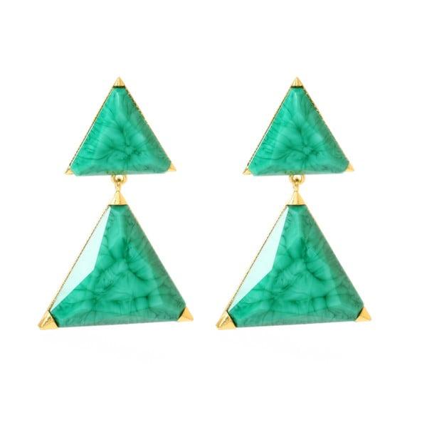 Náušnice Bermuda Turquoise