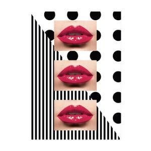 Obraz na plátně Lips, 45x70cm