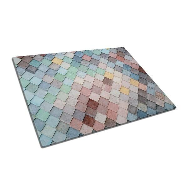 Mosaic üveg vágódeszka - Insigne