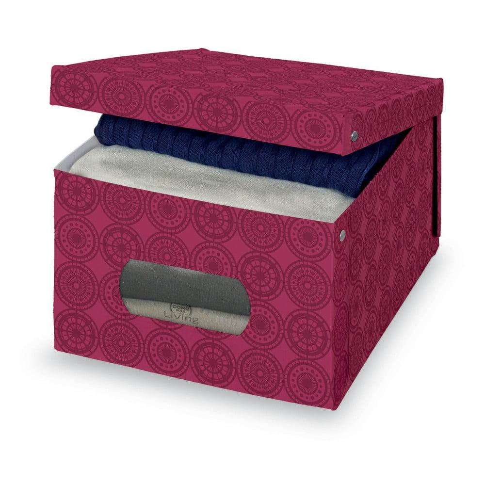 dea3c0e03 Úložný box Domopak Ella, 24 x 50 cm | Bonami