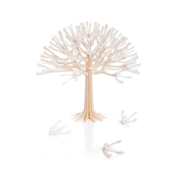 Skládací dekorace Lovi Season Tree White, 22 cm