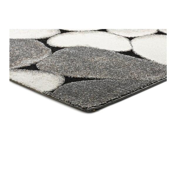 Šedý koberec Universal Pebble, 140 x 200 cm