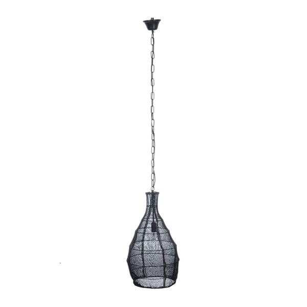 Stropní svítidlo Conical Black, 33x33 cm