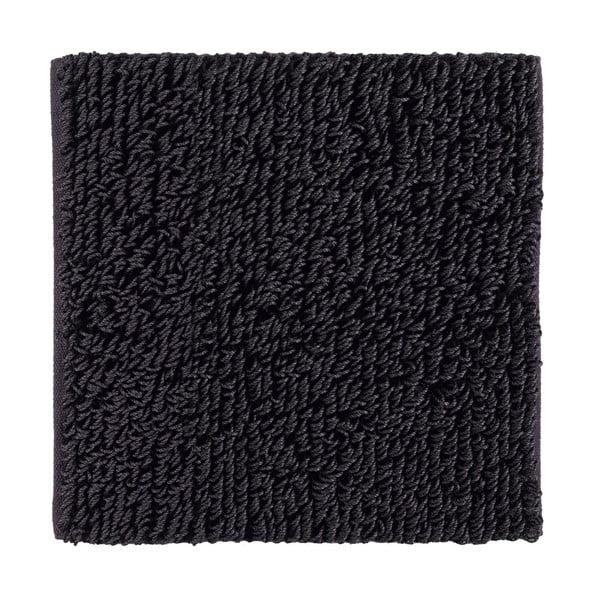 Koupelnová předložka Talin 60x60 cm, tmavě šedá