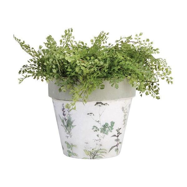 Keramický květináč Herbal Time