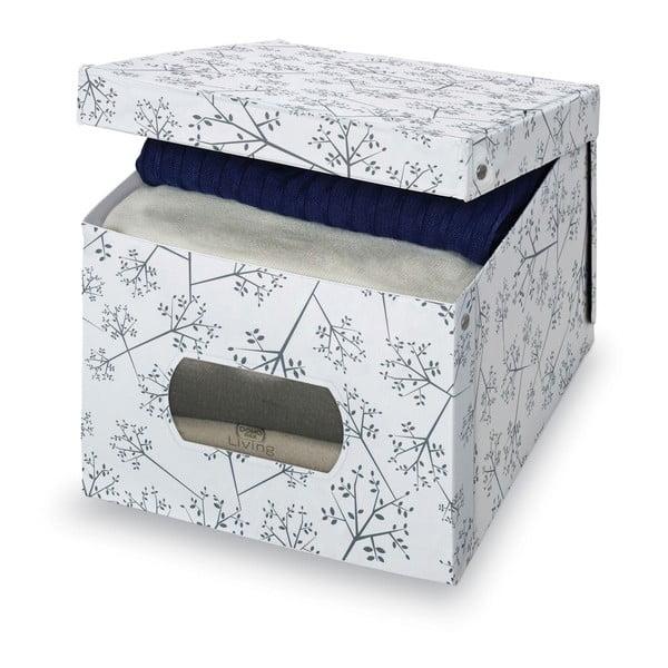 Úložný box Domopak Bon Ton, výška31cm