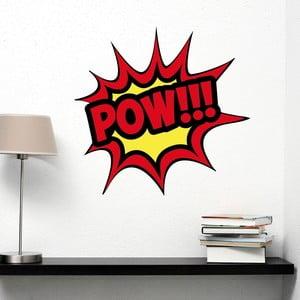 Samolepka na stěnu Comics Pow!