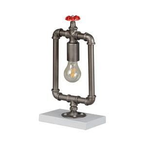 Kovová stolní lampa ETH Fire Hose Planty