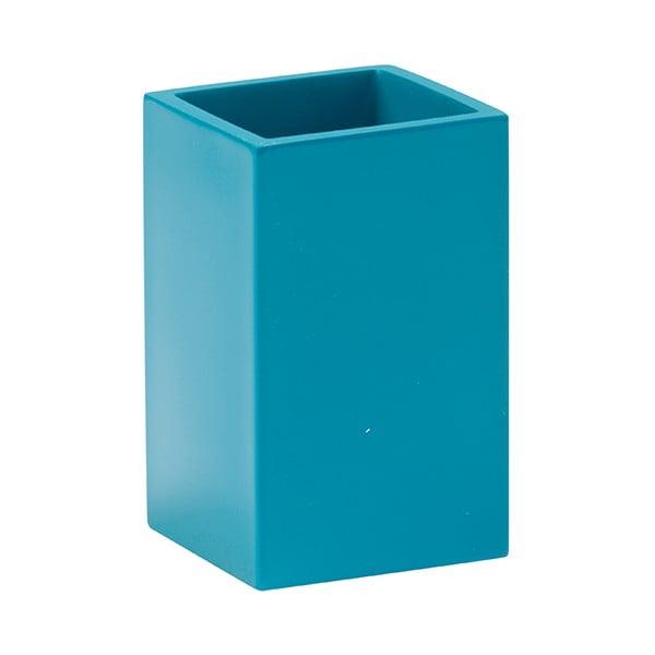 Dóza na zubní kartáčky Taco, modrá