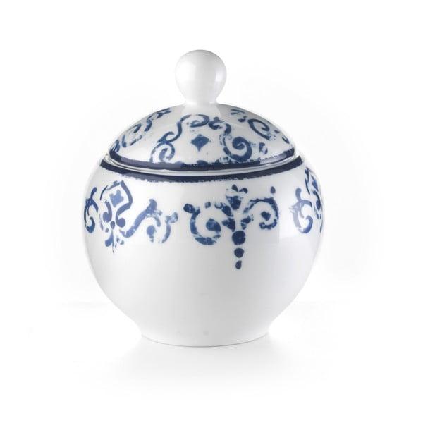 Porcelánová cukřenka Antico Blue