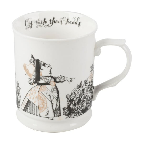 Porcelánový hrnek Creative Tops Alice in Wonderland, 400 ml