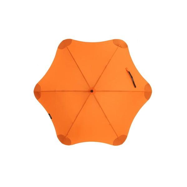 Vysoce odolný deštník Blunt XS_Metro 95 cm, oranžový