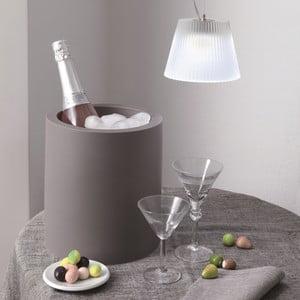 Termoizolační obal na lahve Wine Ot, šedomodrý