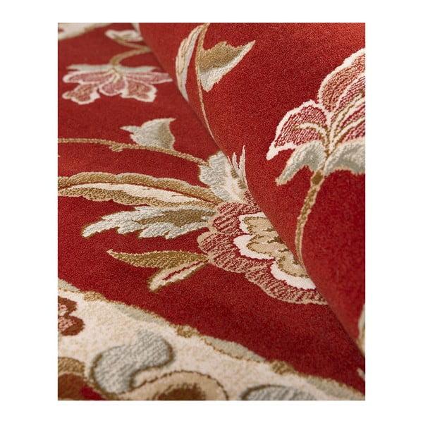 Vlněný koberec Byzan 539 Granate, 120x160 cm
