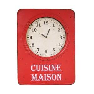 Nástěnné hodiny Antic Line Cuisine Mason