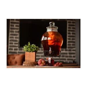 Recipient din sticlă pentru limonadă Bambum, 8 l
