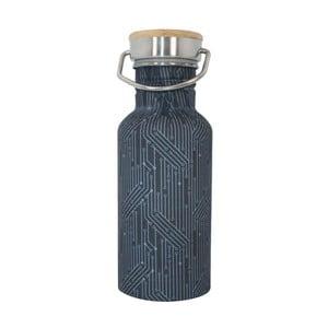 Tmavě modrá lahev Navigate Circuit, 500 ml