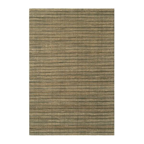 Jutový koberec Ranger Dark Grey, 160x230 cm