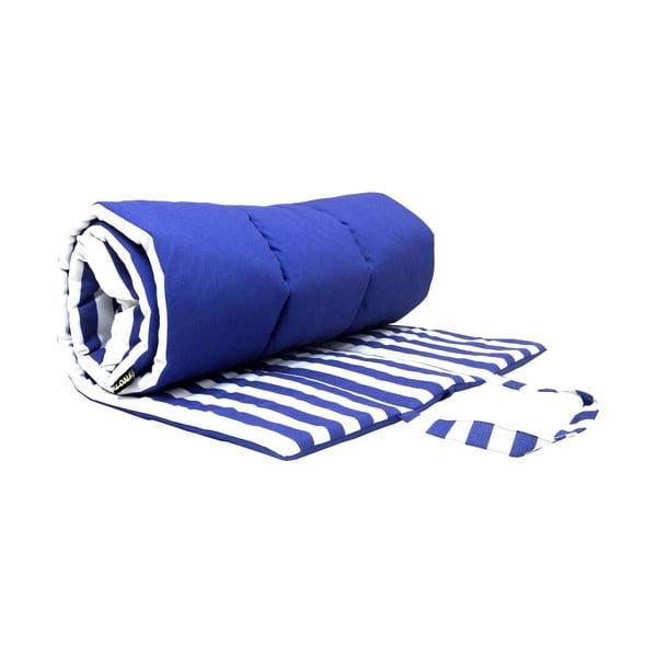 Skládací deka na piknik nebo opalování Lona, nmodrá