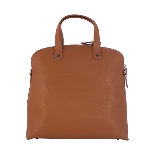 Kožená kabelka Andrea Cardone 2026 Havana