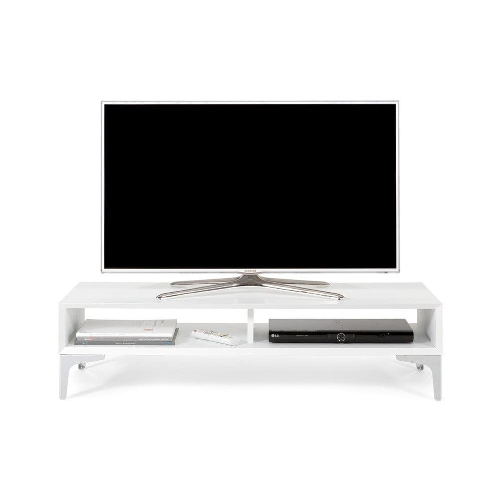 TV stolek v dekoru bílé borovice MobiliFiver Deep