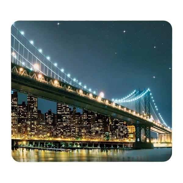 Skleněný kry na sporák Wenko Brooklyn Bridge, 56x50cm
