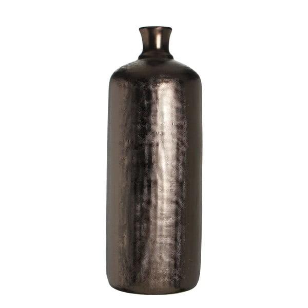 Keramická váza Ivan Copper, 50 cm