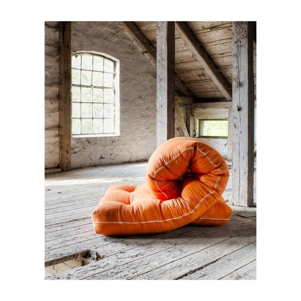Rozkládací křeslo Karup Loop Orange