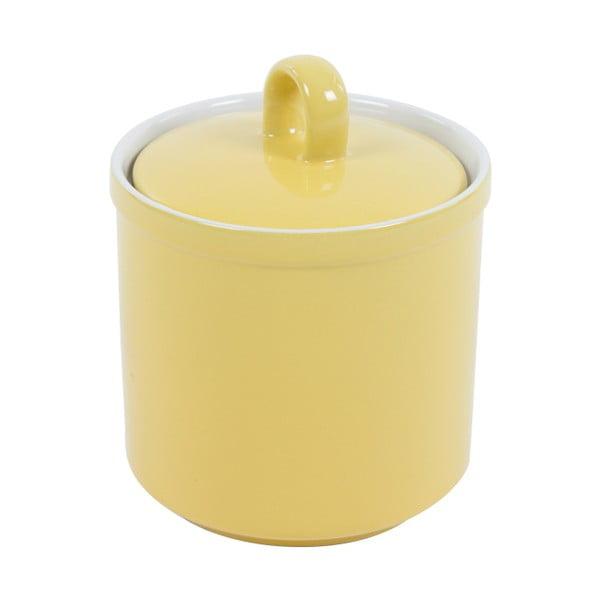Dóza Kaleidos 600 g, žlutá