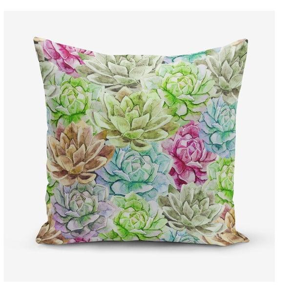 Lily pamutkeverék párnahuzat, 45 x 45 cm - Minimalist Cushion Covers