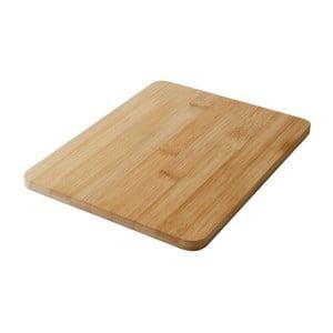 Bambusový tácek na máslo