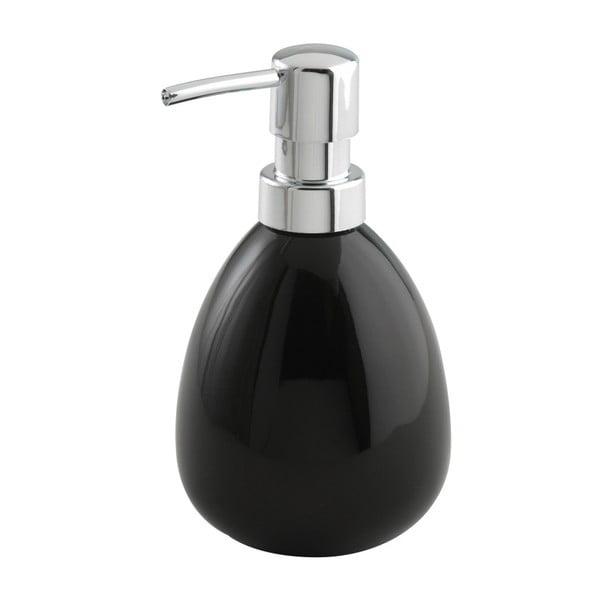 Dozator săpun Wenko Polaris, negru