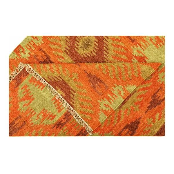 Ručně tkaný koberec Kilim 144, 130x185 cm