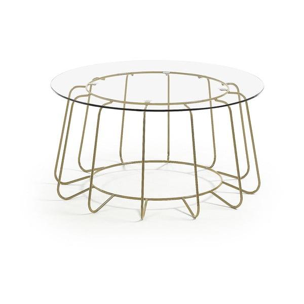 Konferenční stolek La Forma Paradigm, ø80cm