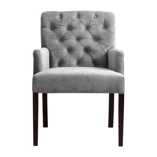 Roger szürke fotel - Custom Form
