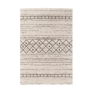 Světlý koberec Mint Rugs Stripes, 80x150cm