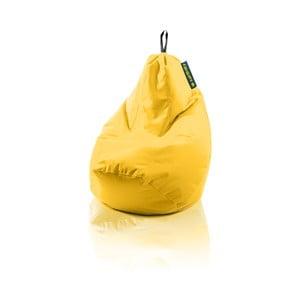 Sedací vak pro děti Banana, žlutý