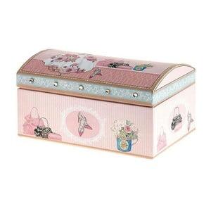 Šperkovnice Paper Box