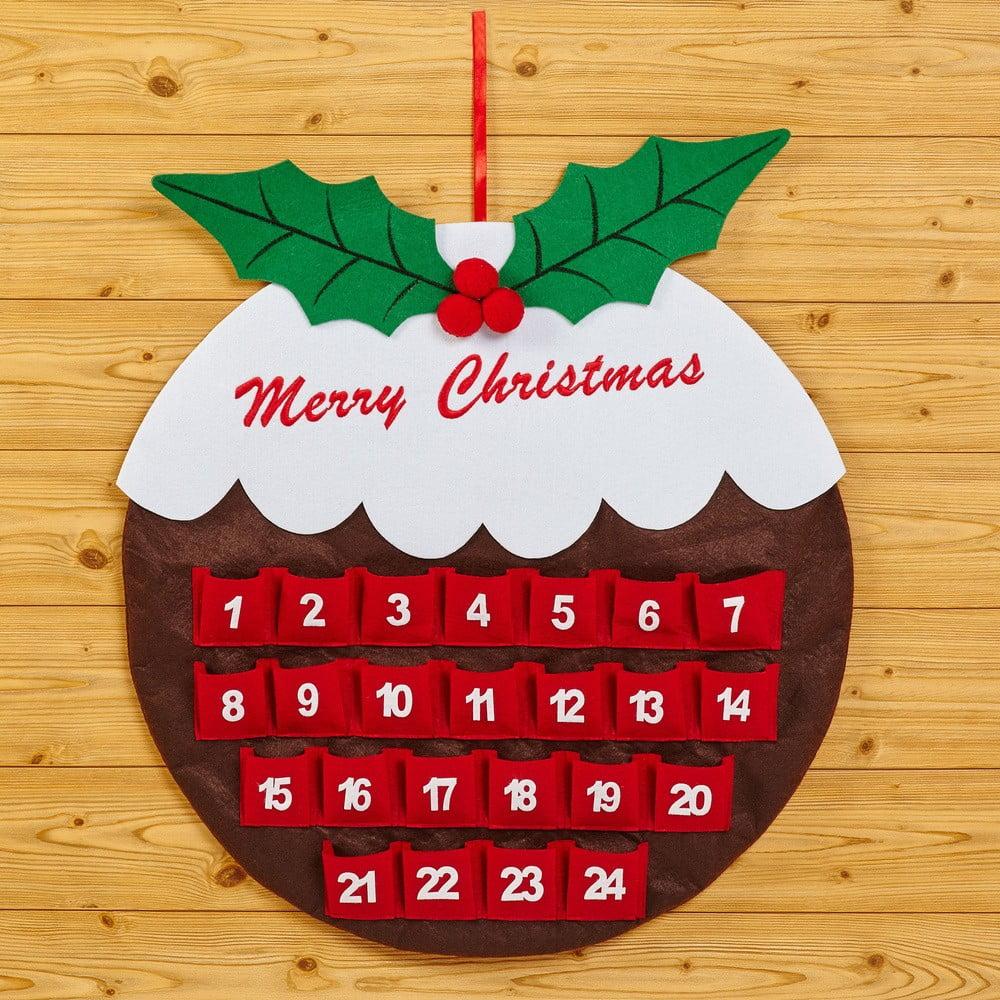 Adventní kalendář Neviti Christmas Pudding