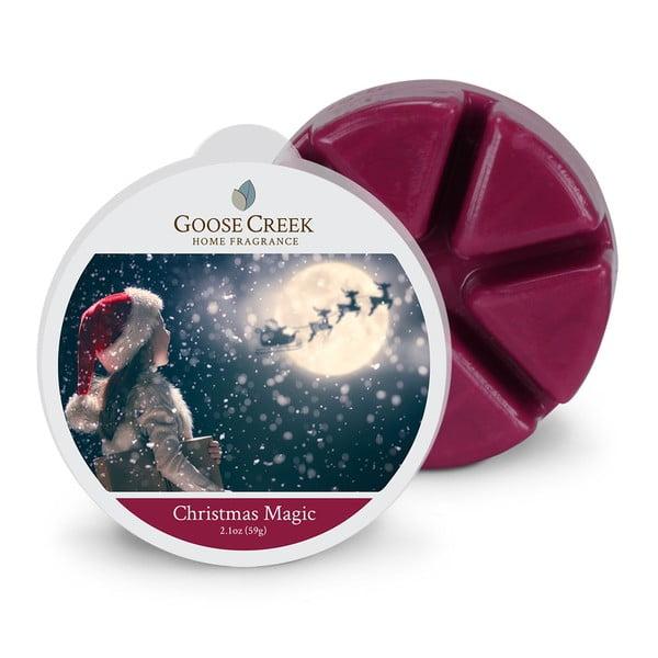 Vonný vosk do aromalampy Goose Creek Kouzlo Vánoc, 65 hodin hoření