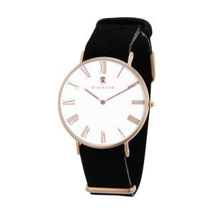 Černé pánské hodinky Black Oak Elegant