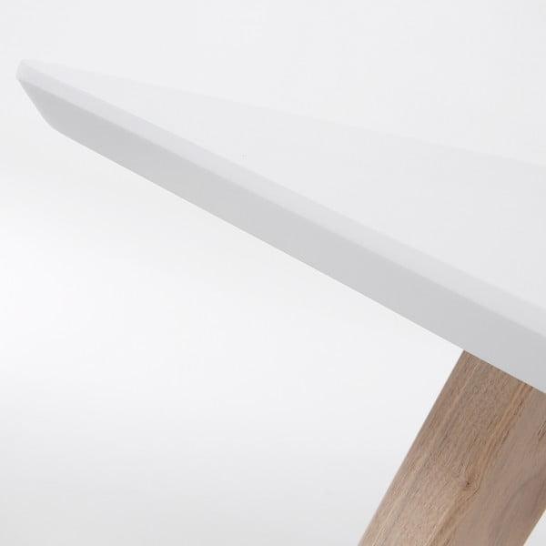 Masă extensibilă La Forma Quatre, lungime 140-220 cm