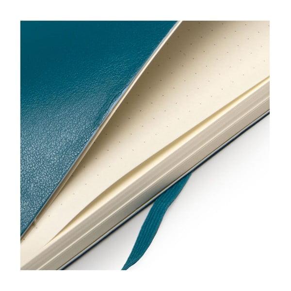Zápisník Moleskine Under Blue, 9x14 cm