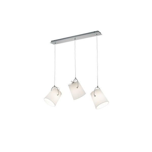 Závěsné svítidlo pro 3 žárovky Trio Meran, délka 80 cm