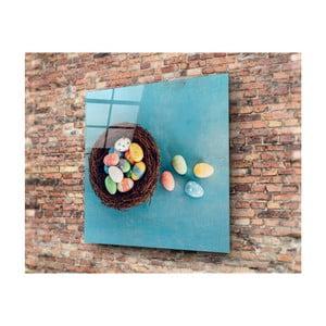 Skleněný obraz Insigne Putero, 40x40cm