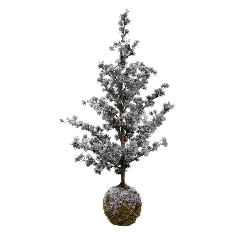 Vánoční dekorace ve tvaru zasněženého stromku Ego Dekor, výška 125 cm